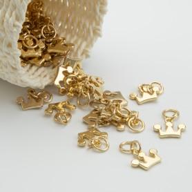Accessoire – gouden kroon