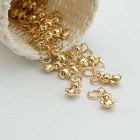 Accessoire – gouden beertje