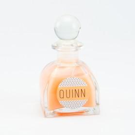 parfumflesje luxe in glas...