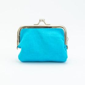 Portemonnee – turquoise