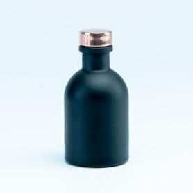 Luxe flesje zwart met rosé...