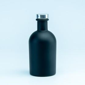 Luxe fles zwart met...