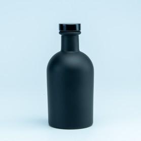 Luxe fles zwart met zwarte...