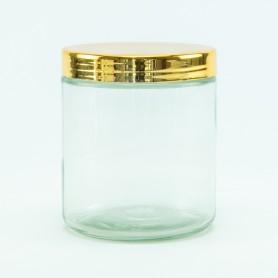 Pot cylindre transparant...